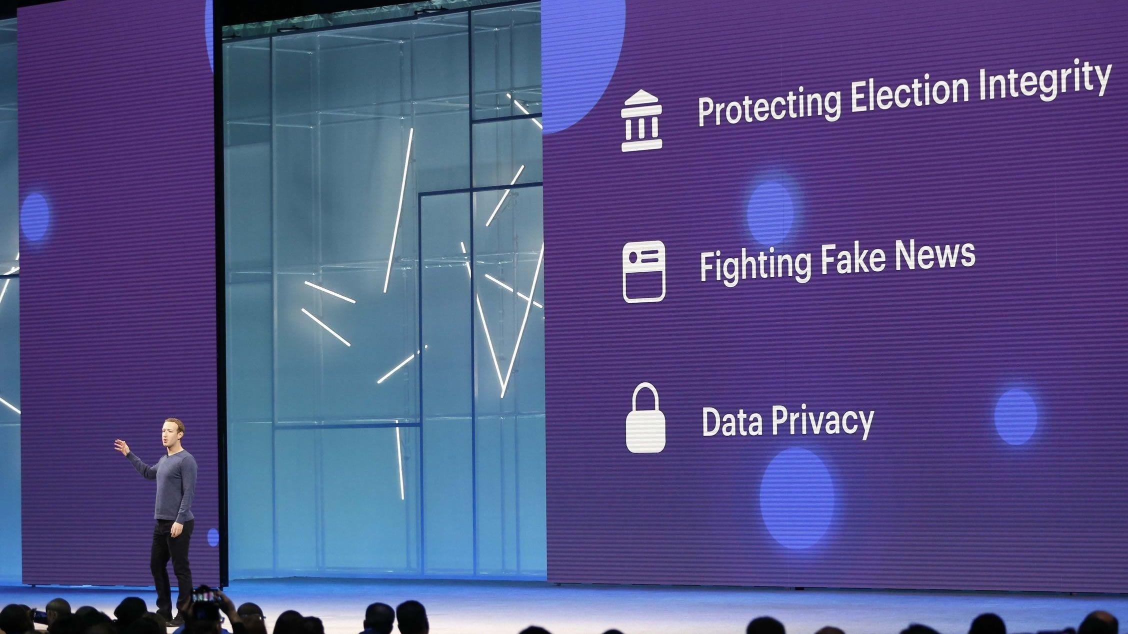 El Reino Unido considera que Facebook no lucha lo suficiente contra las falsas noticias
