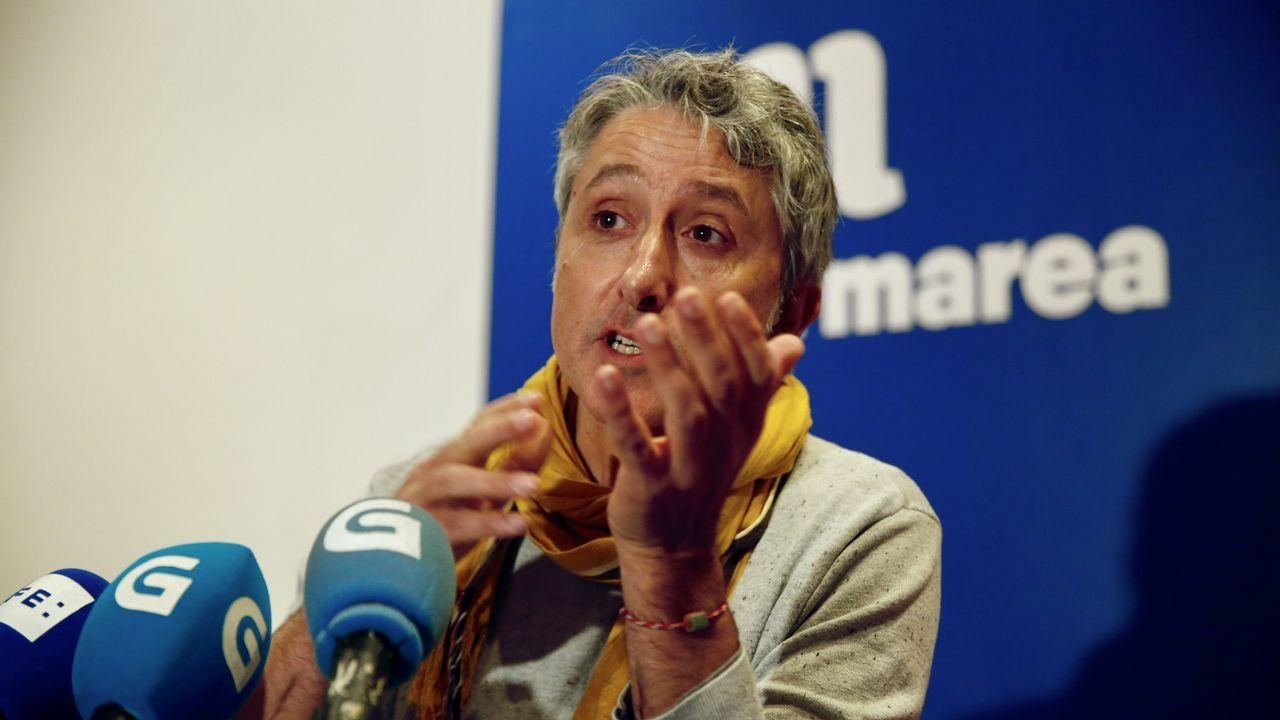 Gonzalo Rodríguez: «Si queremos que a política sexa distinta temos que dar exemplo»