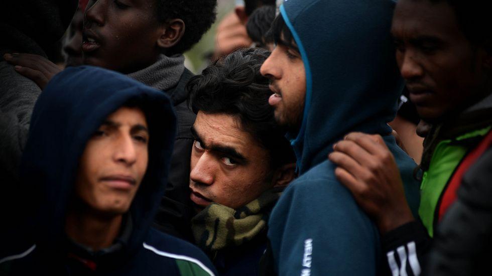 Crisis migratoria en el Mediterráneo