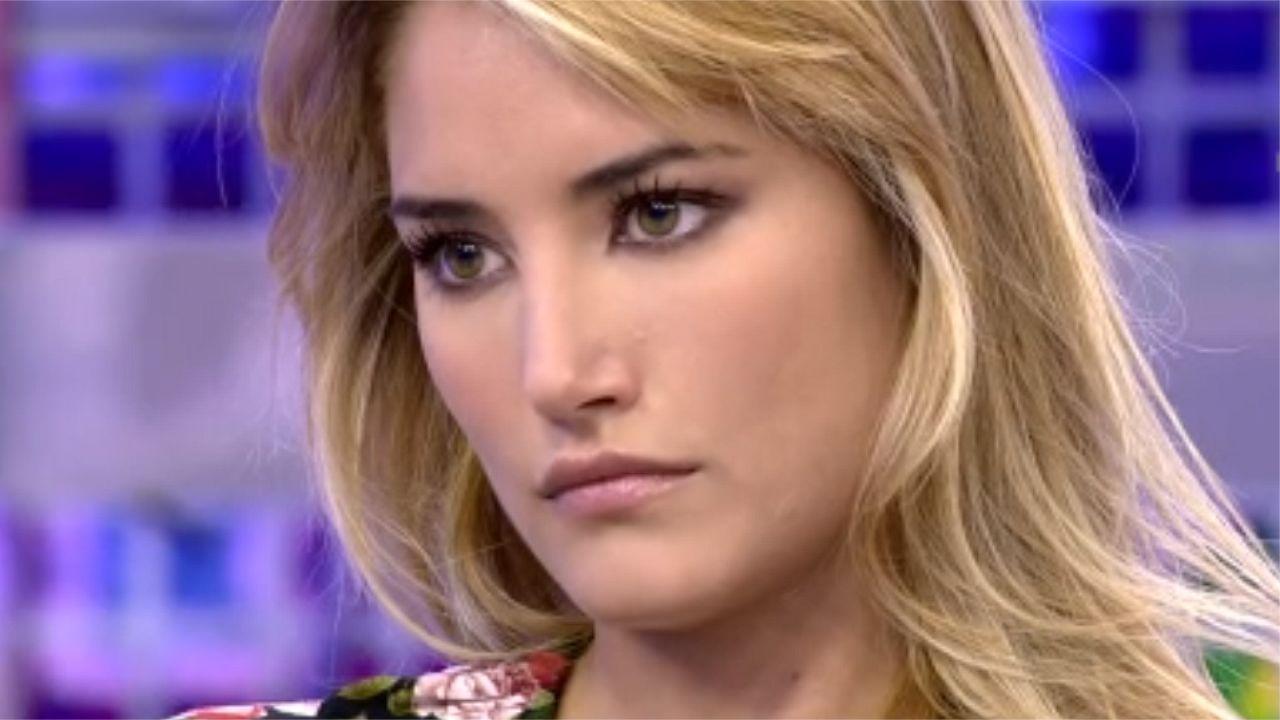 Alba Carrillo, sus peores momentos en su lucha con Fonsi