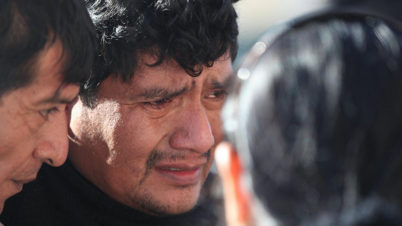 Venezuela, capital Celanova.Ares exige el mismo salario que los Mossos y la Ertzaintza