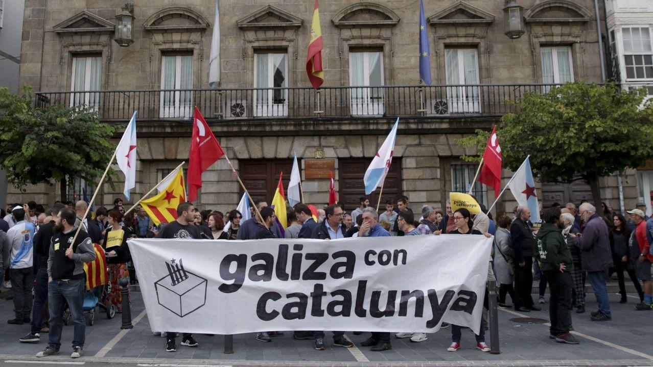 Puigdemont presenta su lista para el 21D en Brujas.El atentado en la casa cuartel de Zaragoza, en 1987, le costó la vida a 11 personas
