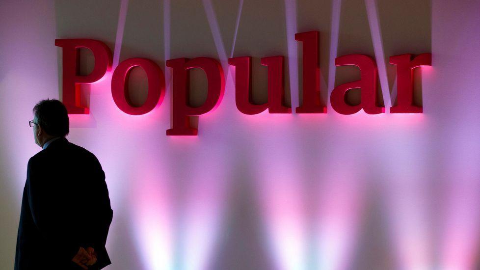De Guindos sobre la compra del Popular: «Ha sido una operación compleja».Luis de Guindos, en una imagen de archivo