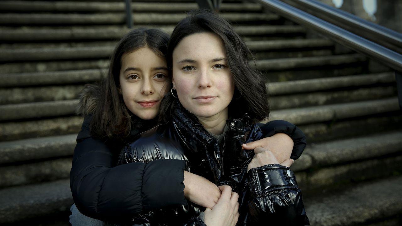 Mónica se separó de su mujer tras nueve años de relación