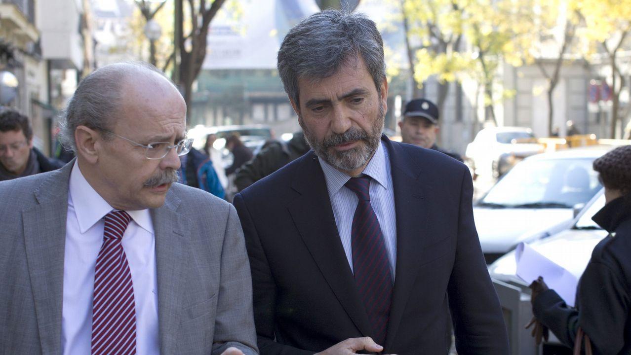 Manuel Marchena, conservador y presidente de la Sala de lo Penal del Supremo, no gusta a los independentistas y es rechazado por el PSOE