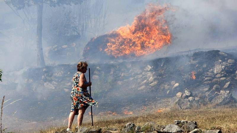 Ourense cercada por las llamas.<span lang= es-es >Sin reunirse desde el 2012</span>. La última vez que se reunieron los alcaldes por el consorcio de turismo fue en marzo de hace dos años.