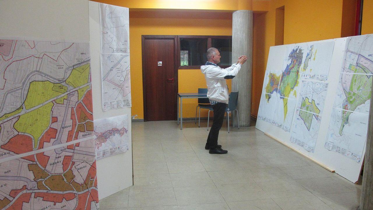 El primero de los expedientes a la urbanización data del 2007
