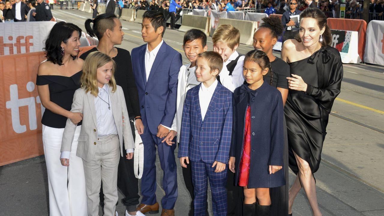 Angelina Jolie revela a su hijo Pax el secreto inconfesable sobre su adopción