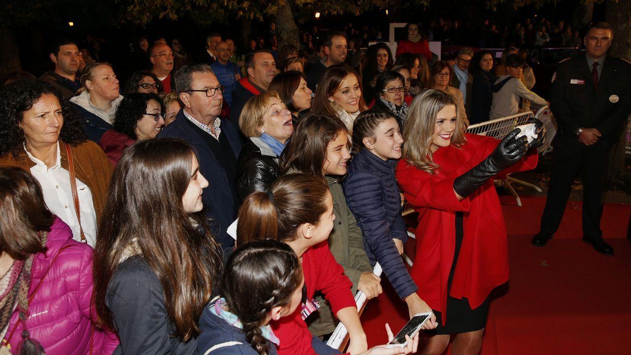 Curtas Vila de Noia, Premier de la serie Fariña.
