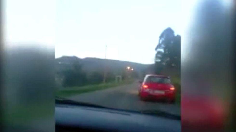 Investigados tras demostrar sus alardes temerarios como conductores por Whatsapp
