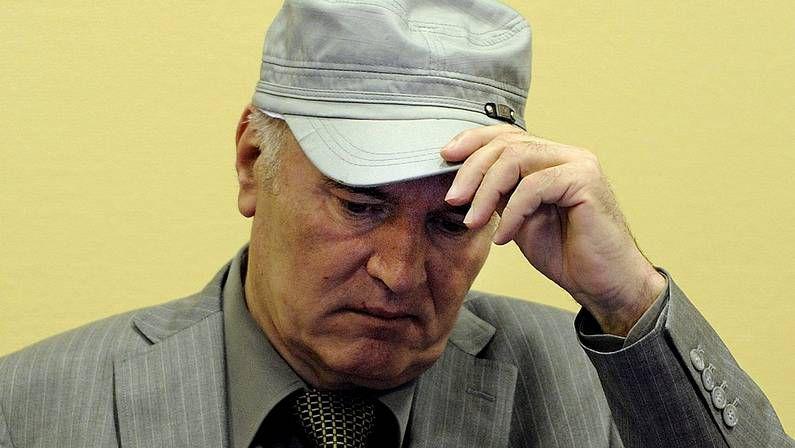 Memorial de la matanza de Srebrenica.Usón investigó en los Balcanes para «La hija del este».