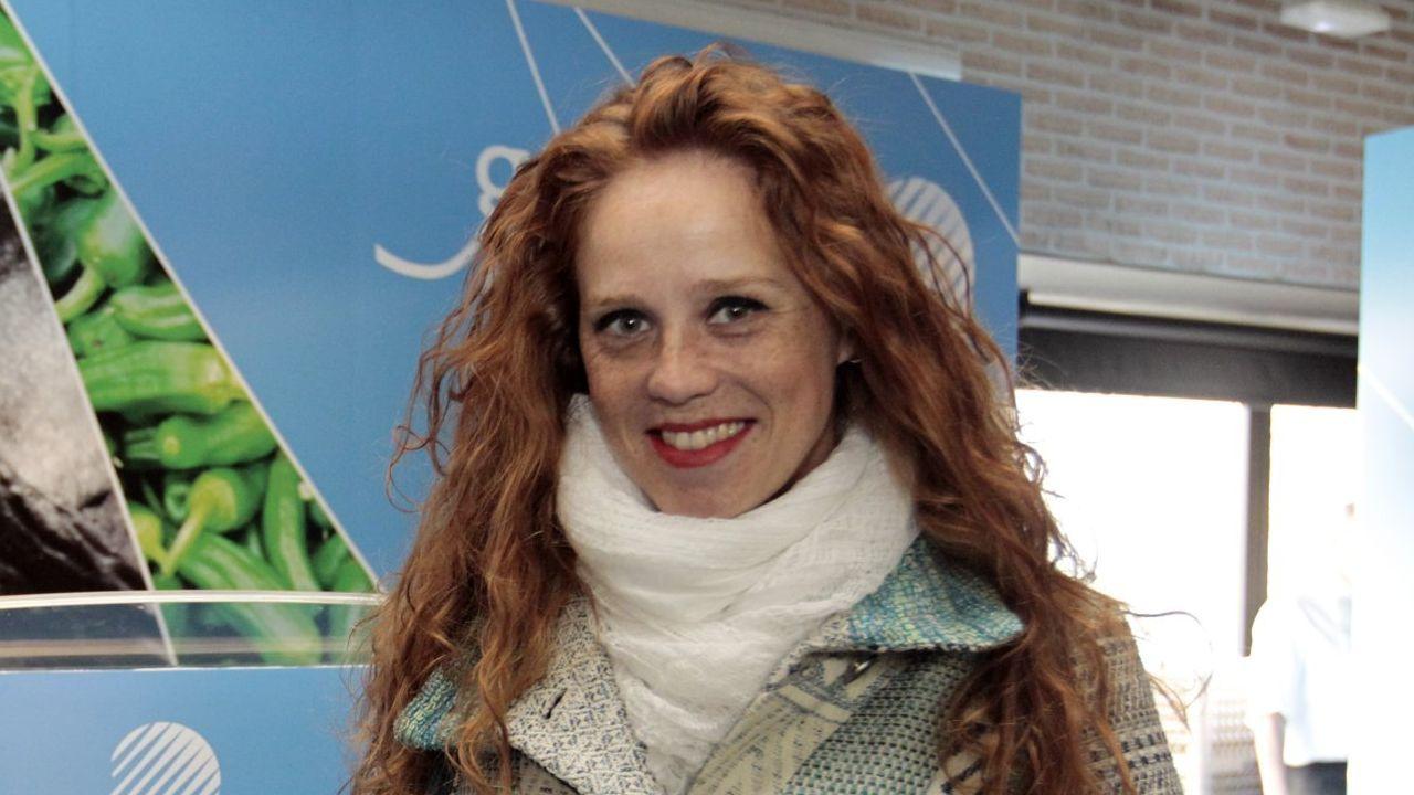 Paula Prendes, en el momento de su expulsión de 'MasterChef Celebrity 3'