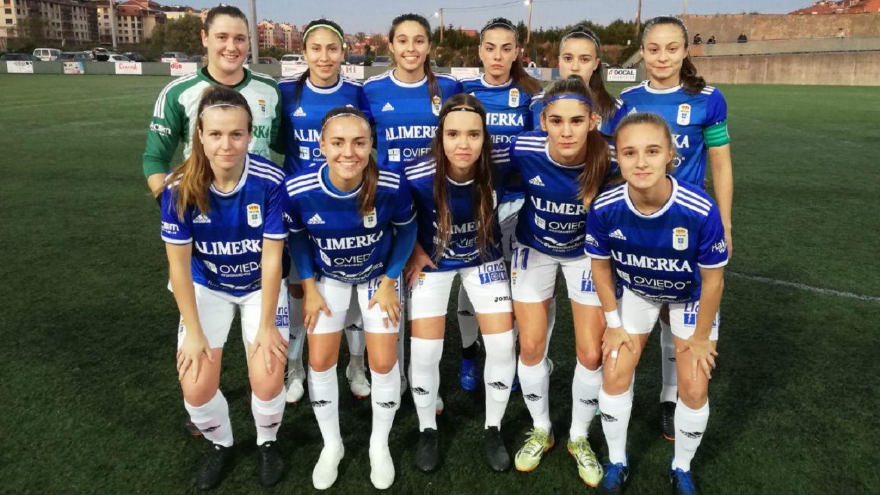 Real Oviedo Femenino Monte