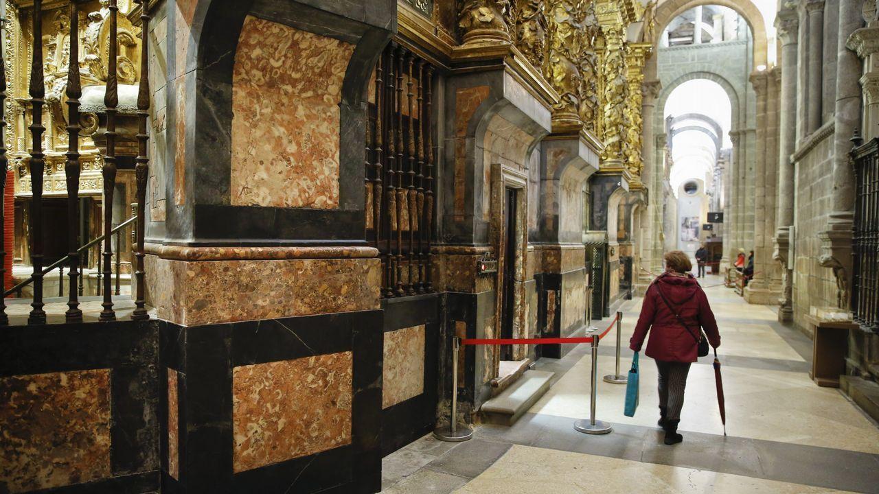 Conchas para levantar una catedral