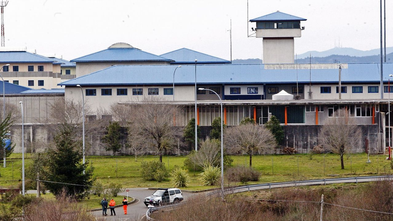 Centro penitenciario de Villabona.Centro Penitenciario de Asturias