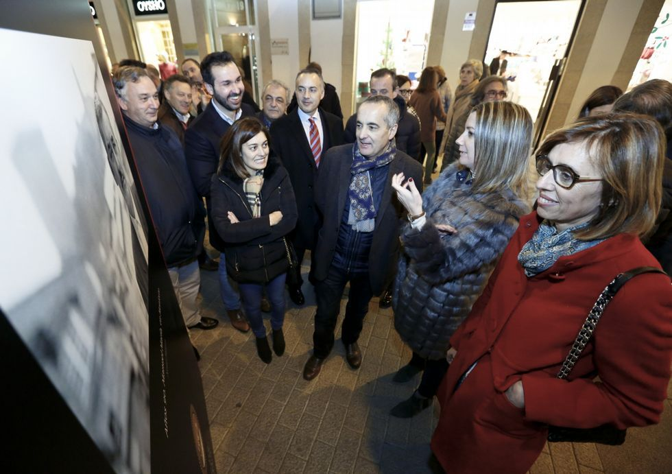 Exposición 50 anos de La Voz de Galicia en Lugo