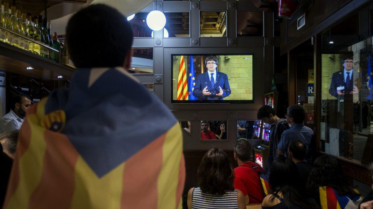 Rajoy: «Nunca quisimos llegar hasta aquí»