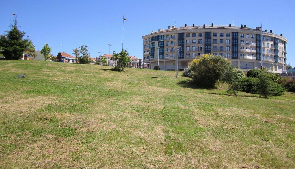 Los terrenos de los afectados por las indemnizaciones se encontraban en el entorno del Regueiriño