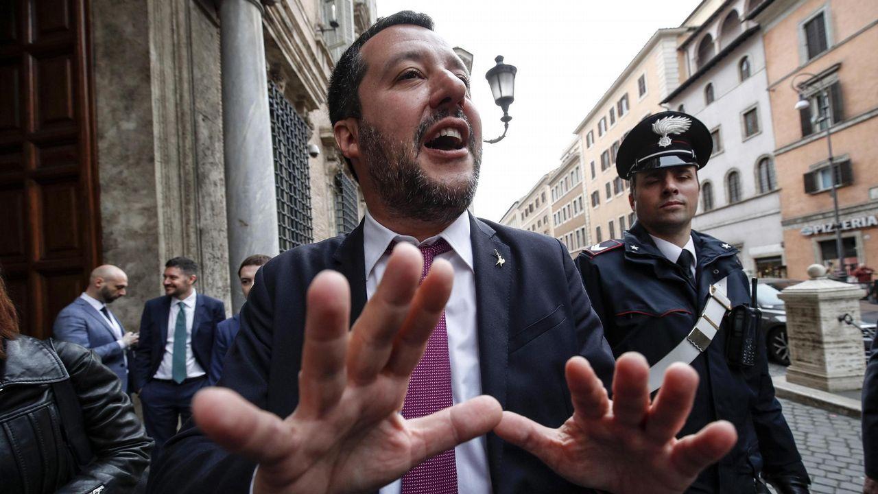 Salvini es favorable a la alta velocidad dado el fuerte arraigo de la Liga en el norte del país y entre los empresarios