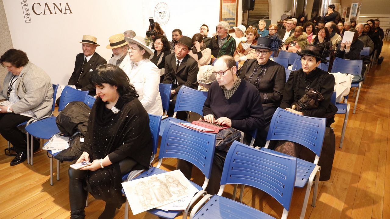 Congreso Musapalabra en el Museo Provincial de Lugo