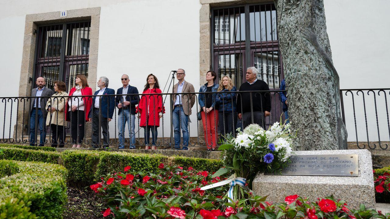 Meghan Markle deslumbra con un original vestido gabardina.Uno de los últimos concierto que Pablo Alborán dio fue en Pontevedra en diciembre del 2015