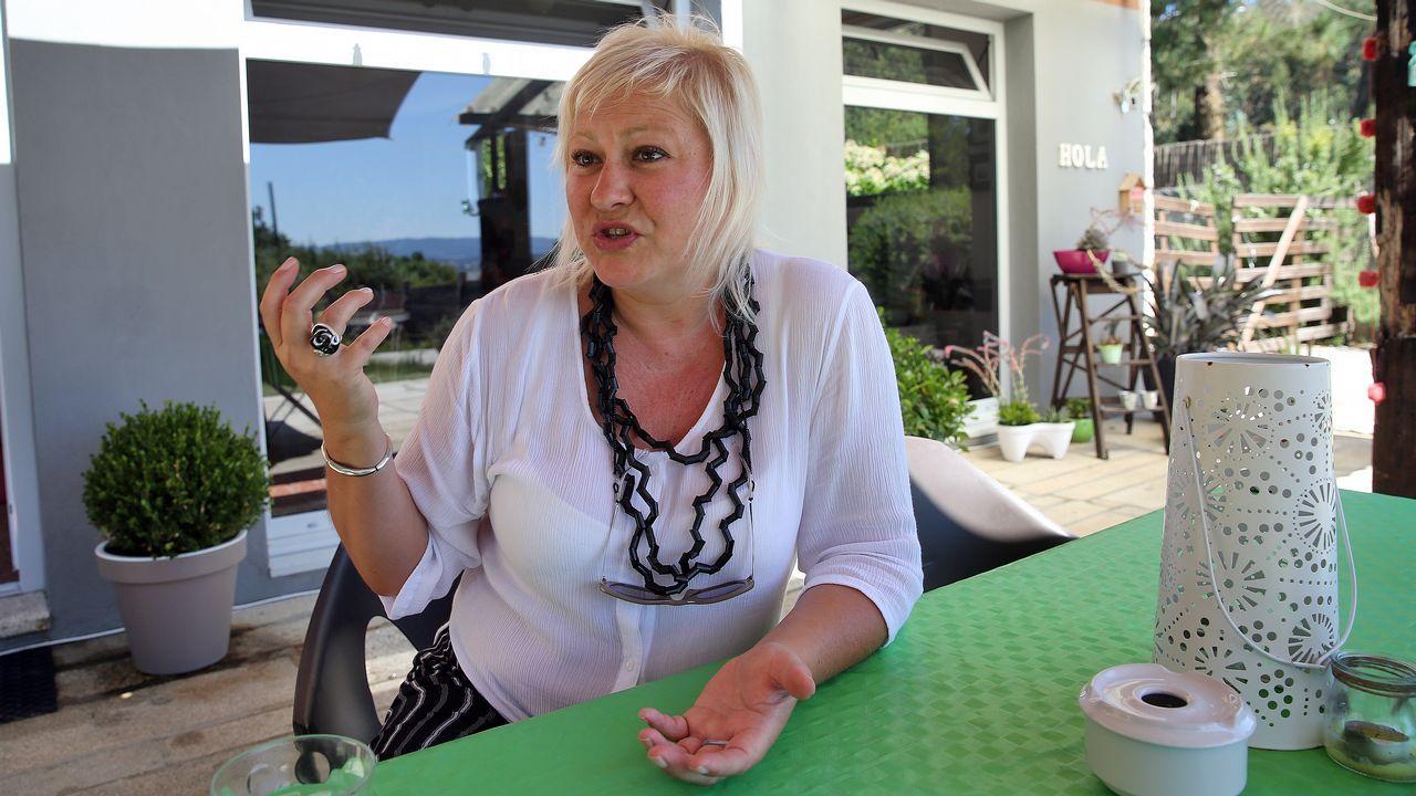 Unos turistas canadienses se niegan a pagar el alquiler por el ruido de O Grove