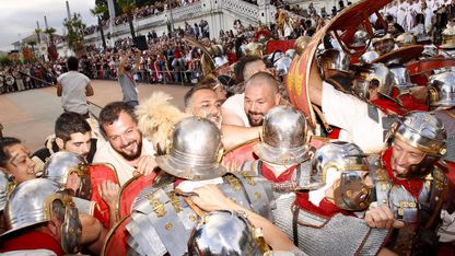 La batalla entre Castrexos y romanos que cerró el Arde Lucus