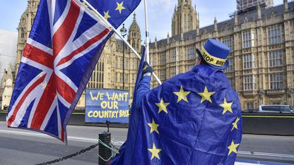 As noticias sobre conflitos como o do «brexit» xorden continuamente