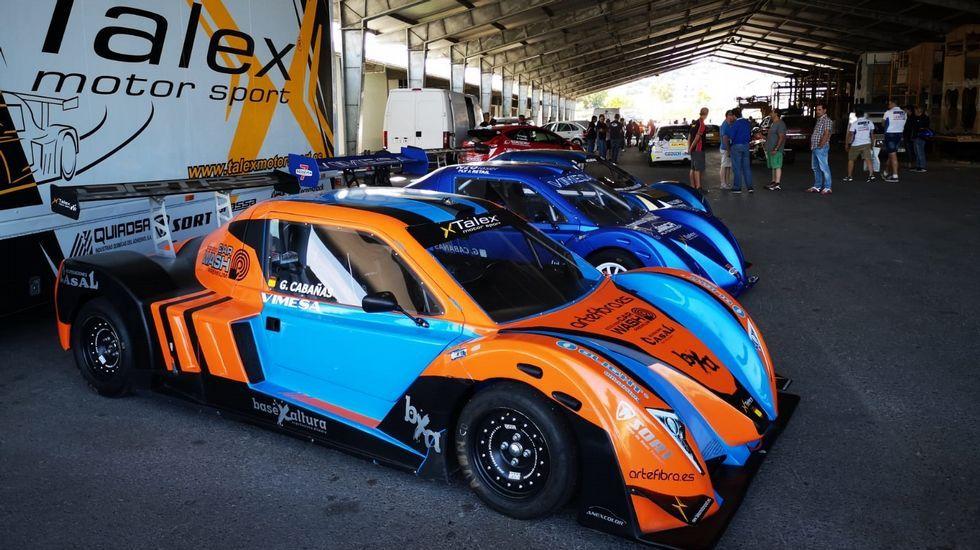 XLV Subida Automovilística a Chantada