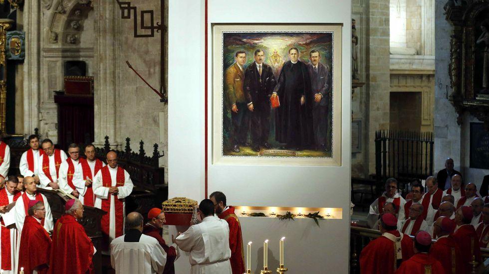 .Beatificación de los Mártires de Nembra