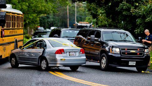 Tres muertos en un tiroteo en Maryland