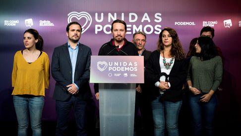 Pablo Iglesias: «Volvemos a tender la mano al PSOE»