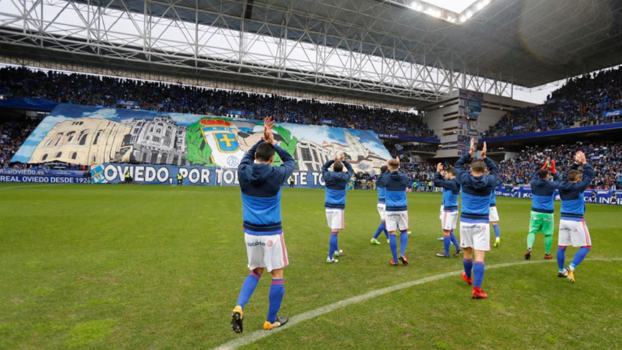 derbi Real Oviedo Sporting Carlos Tartiere