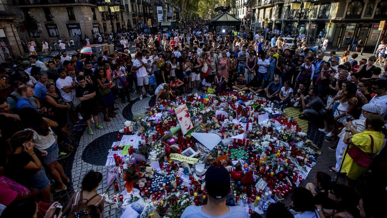 Un legado de terror... al volante.Los mossos han hallado sustancias entre los escombros de la casa de Alcanar que se usan para elaborar «la madre de Satán».