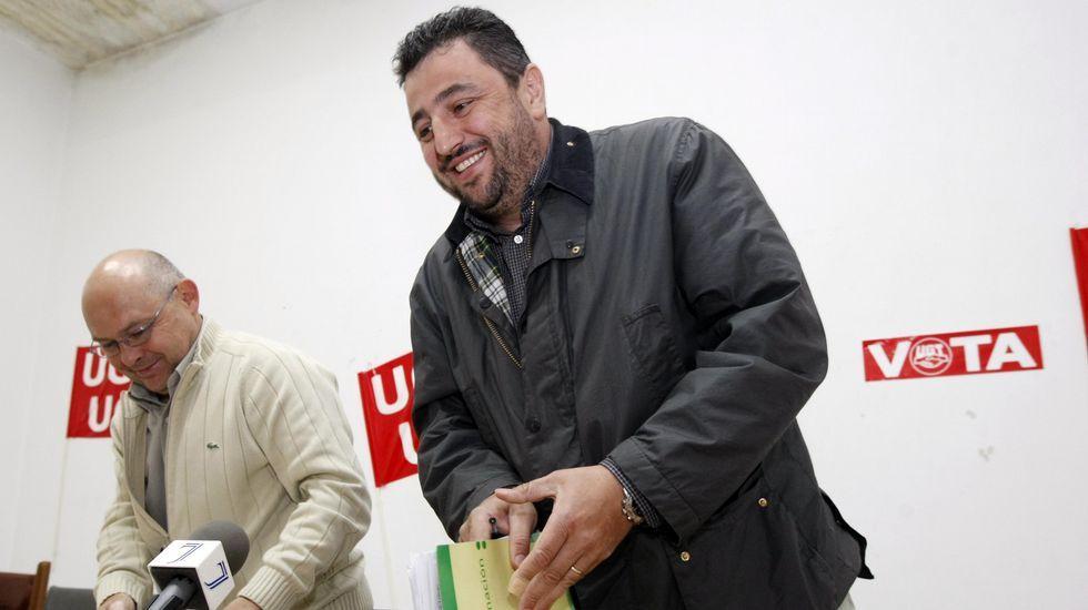 Los efectos de Kurt y Leiv tres días después.El director general de Airbnb para España y Portugal, Arnaldo Muñoz