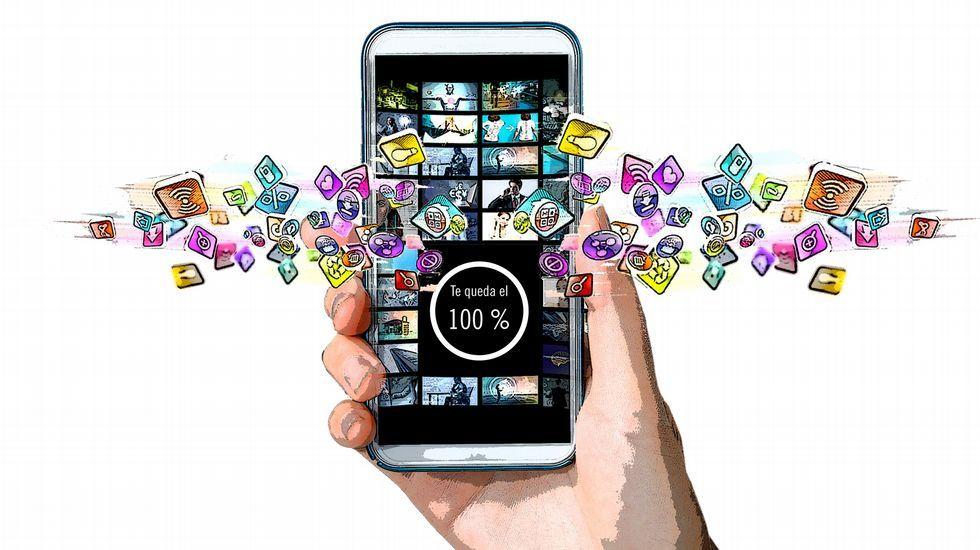 Presentación de las nuevas innovaciones de red deVodafone en Galicia