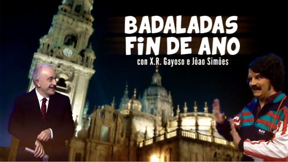 Xosé Ramón Gayoso y Xosé Antonio Touriñán darán las campanadas en la TVG.