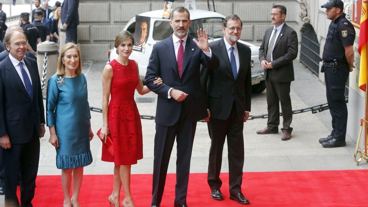 Durante la conmemoración del cincuenta aniversario de las primeras elecciones democráticas en España