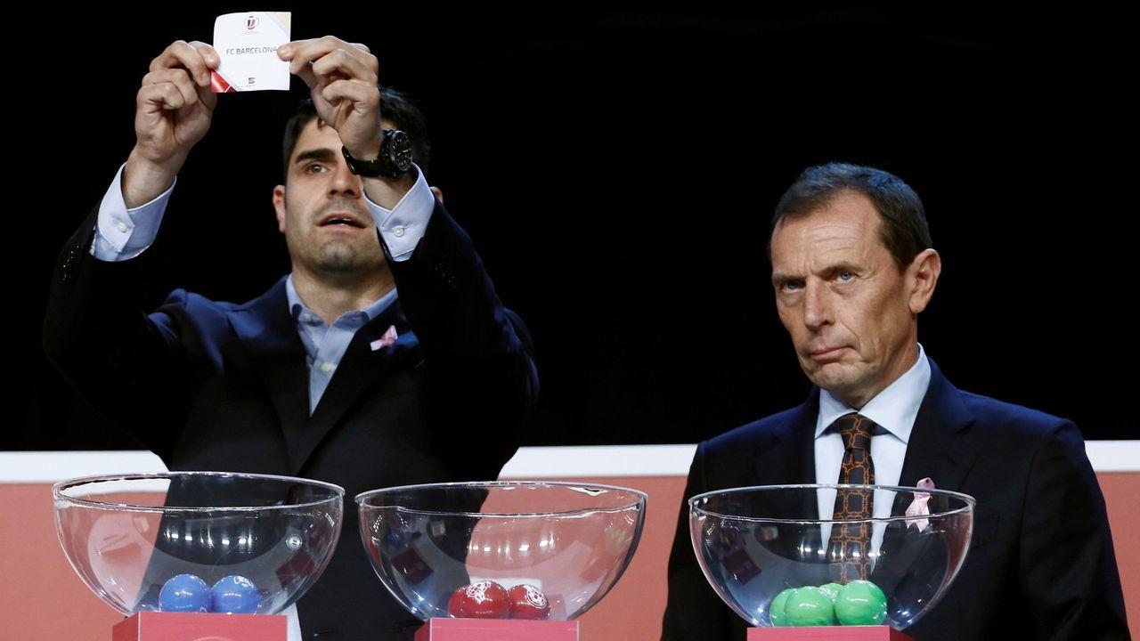 EN DIRECTO: Sorteo de la Copa del Rey