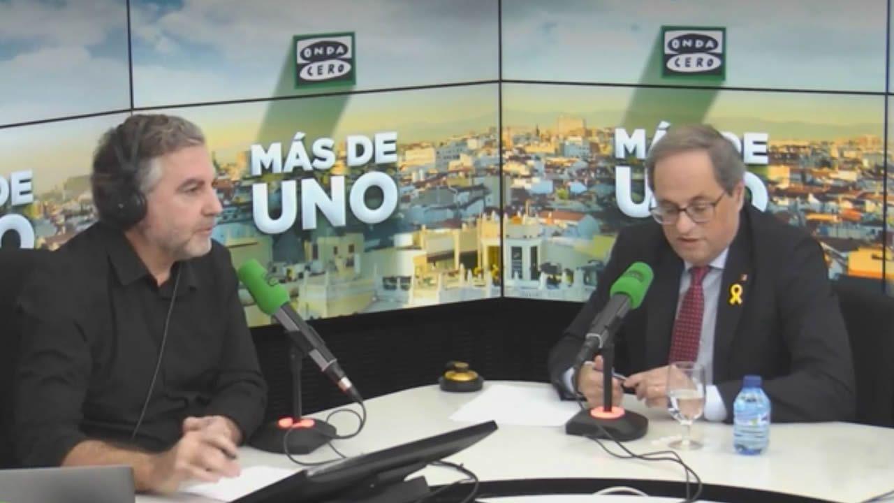 En directo y en streaming, el juicio del procés.Puigdemont y Torra tienen previsto intervenir en el Parlamento Europeo el próximo día 18 de febrero invitados por los ultranacionalistas flamencos y un exministro esloveno