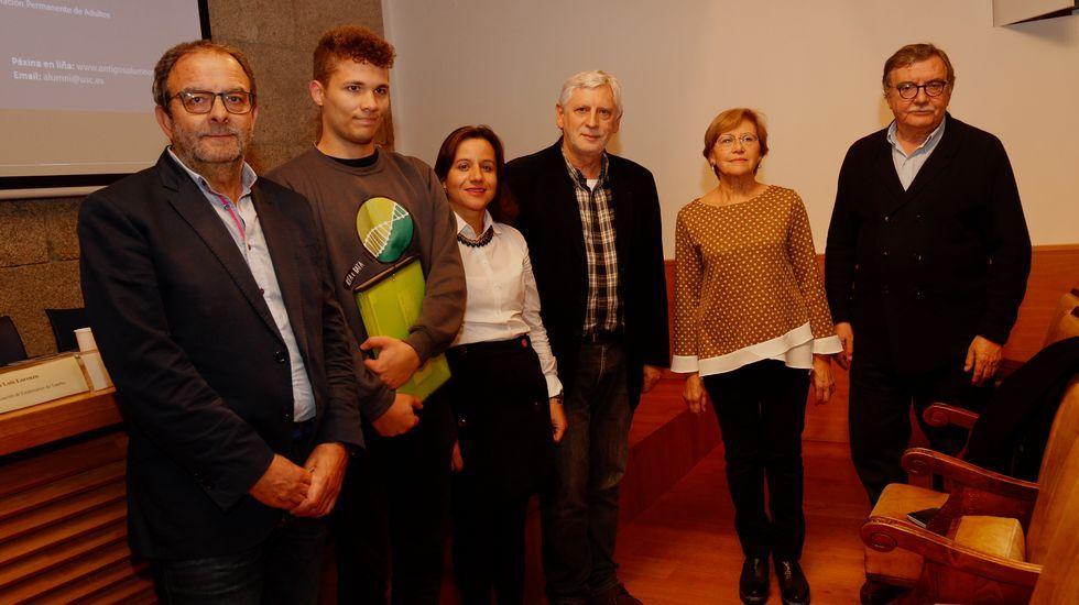 La USC celebra el International Day.Documento del Reino de Asturias que obra en el archivo de la Catedral de León