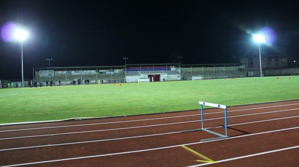 El partido se disputará en Calabagueiros