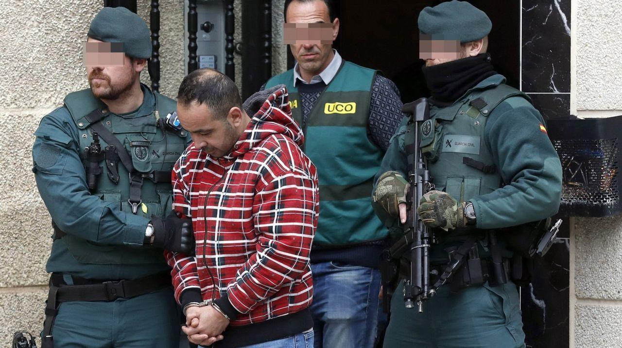 Uno de los detenidos por el asesinato del concejal de IU en Llanes (Asturias) Javier Ardines