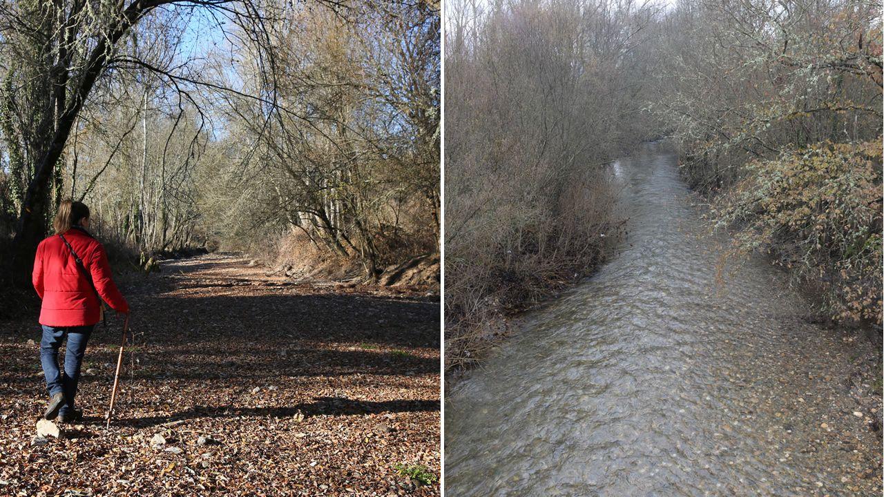 El Támega, el río que cobró vida gracias a Ana