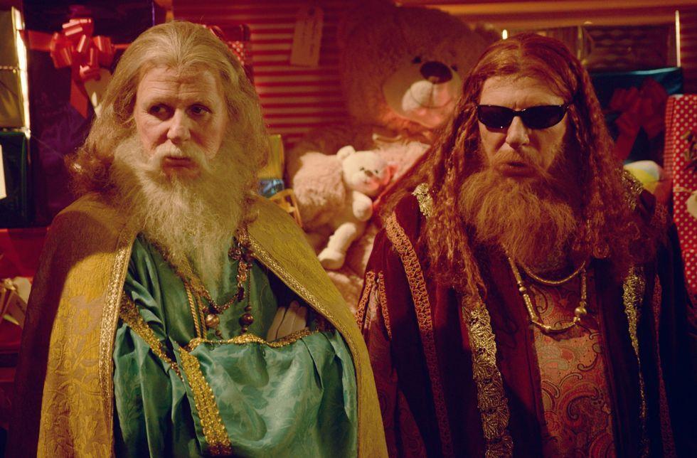 Los Morancos vuelven a las Navidades de TVE tras protagonizar la Nochevieja del 2013.