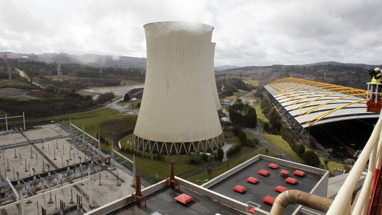 El anuncio de cerrar Endesa crea mucha incertidumbre en As Pontes