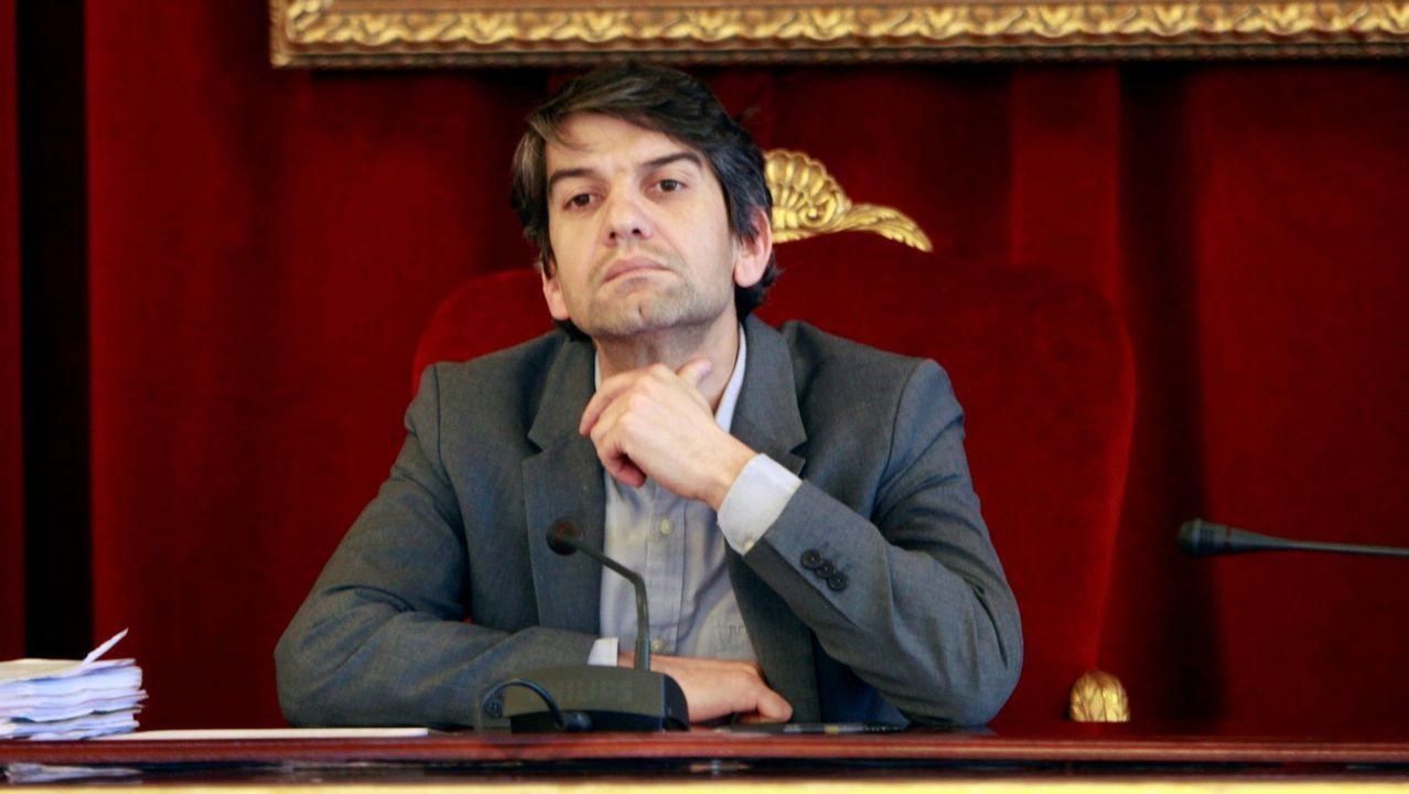 .En Ferrol, Jorge Suárez podría perder la alcaldía
