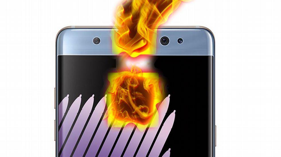 ¿Por qué arde la batería de mi móvil?