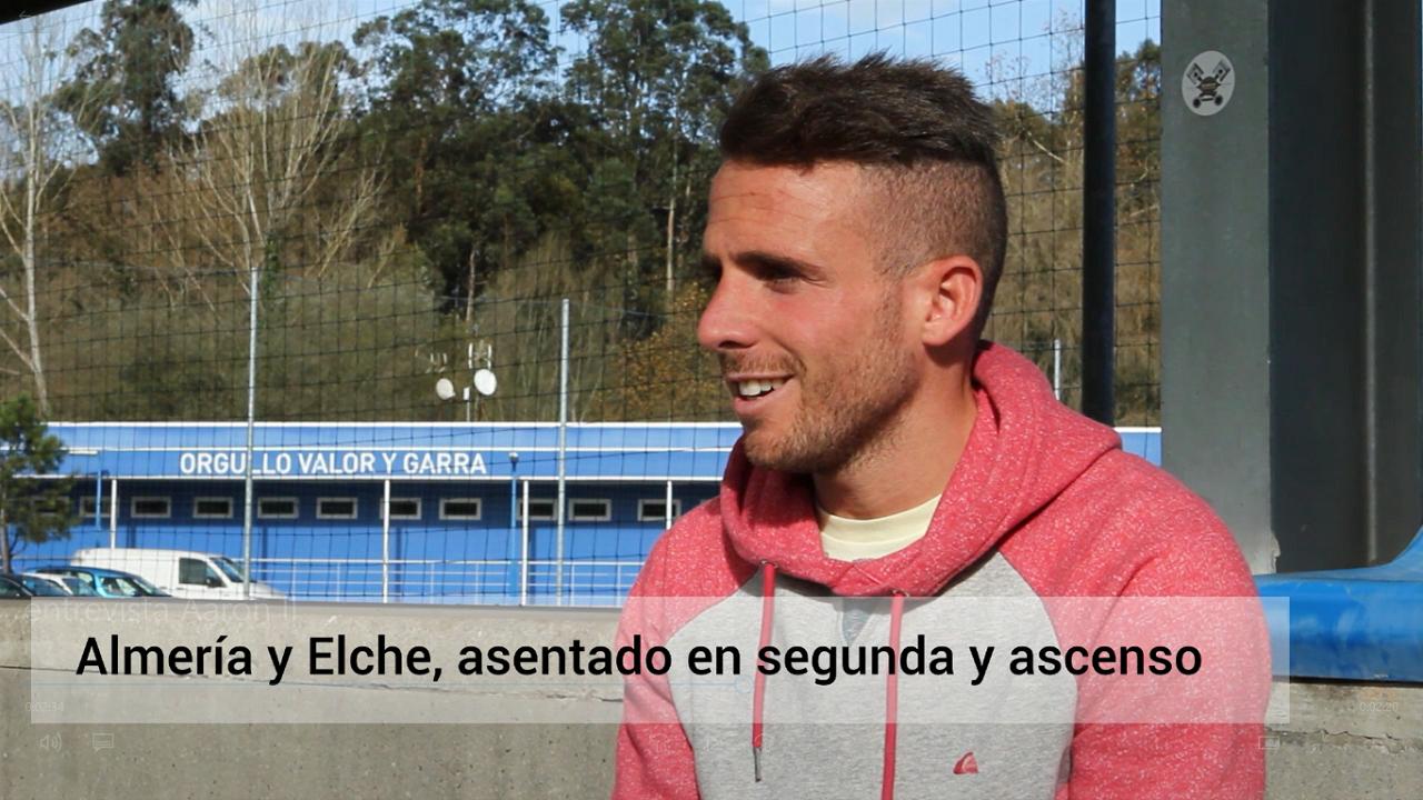 Entrevista a Aarón (2ª parte).