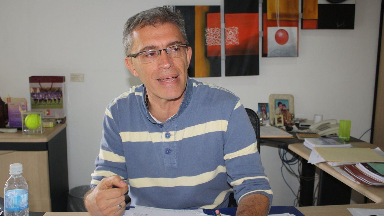 Josy Fernández tiene una causa abierta por desacato en el Tribunal Supremo venezolano.David Artime